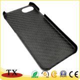 Shell impermeable del teléfono móvil del estilo de la fibra del carbón para la cubierta de la parte posterior del teléfono celular del iPhone