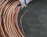 Rechteckige Kapillare für Abkühlung-kupfernes Gefäß-Metall
