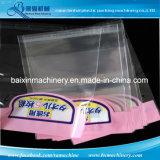 Bolso lateral ultrasónico del lacre OPP/BOPP que hace la máquina