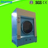 50kg, dessiccateur de vêtements commercial de gaz de la blanchisserie 100kg