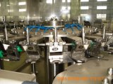 28000B/H lavado automático Máquina Tapadora de llenado de cerveza