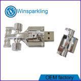 Veículo de metal de alta qualidade USB 2.0, Disco Flash USB