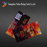 Cartões de jogo de papel adultos dos cartões do jogo dos cartões de jogo