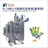K-188lly de Ononderbroken Machine van de Verpakking (VOOR GELEI)