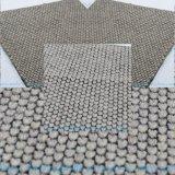 45%полиэстер 55%шерстяной ткани для покрытия куртка пальто