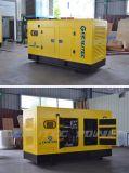 Generatore insonorizzato del diesel di potere 120kw 150kVA Ricardo di Genlitec