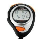 Esportes de calorias de rádio de bolso Podômetro Cronômetro