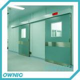 Einzelne geöffnete Schiebetür des heißen Edelstahl-Qtdm-5