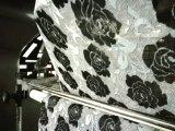 Ярд марки компьютеризированной ребра переведены из жаккардовой ткани циркуляр вязальная машина