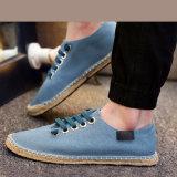 Espadrille van vrouwen Lace-up Toevallige Schoenen Sandals van Vlakten
