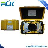 FC/LC/SC/ST/Mu/E2000 PC/UPC/APC multimodo y monomodo 500m/1km/2km de fibra óptica Cable de lanzamiento de OTDR