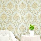 Papier de mur de PVC, Wallcovering, décor de mur, tissu de mur de PVC, feuille de plancher de PVC, papier peint de PVC