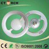 Lámpara simple moderna del anillo de Ctorch 18W LED con la base E27/B22