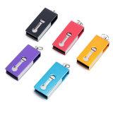 Mecanismo impulsor de encargo del flash del USB de la insignia OTG como regalos promocionales (YT-3204-03)