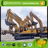 O XCM famoso Xe335c 33,5 Ton China escavadora de rastos Hidráulico