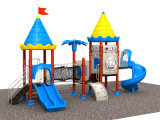 販売の運動場装置のための屋外の子供の運動場装置