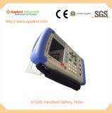 Het draagbare Meetapparaat van de Batterij voor Diverse Types van Batterijen (AT528L)