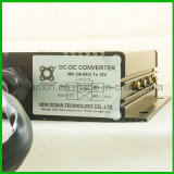 Transformador elétrico conversor DC/DC chaveados não isolados Hxdc-4812/300 Modelo 48V a 12V 300W passo ajustável para baixo o módulo da fonte de alimentação