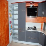 Moderne zeitgenössische Küche-Schrank-Möbel