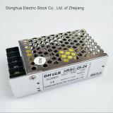 Hrsc-25-24 Minityp Input 90-264VAC zu Fahrer-Cer RoHS ERP ISO9001 Gleichstrom24v 1.1A der CCTV-Kamera-Stromversorgungen-LED