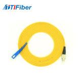 Ponticello della fibra del cavo di zona della fibra di FC-FC OS1 OS2 Om1 Om2 Om3 Om4 per l'alta qualità