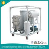 El estilo de la Exprosion-Prueba ninguna alta filtración Precisionr del ruido quita el equipo de la purificación de petróleo del agua y de la turbina de las impurezas con PLC (BZL)