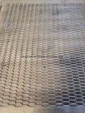 고품질 금속 알루미늄 메시 베니어 천장판