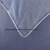 Duvet lavado de Microfiber do Comforter da pena do ganso para baixo