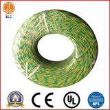 Le fil isolé normal du chlorure UL1015 polyvinylique