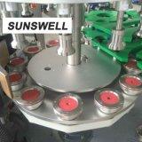 Niet de Machine van de Etikettering van pvc de Hete Machine van de Etikettering van de Lijm van de Smelting