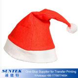 Media en blanco imprimible personalizada sublimación de la Navidad del tinte