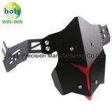 Kundenspezifische Kawasaki-Motorrad-Eisen-Mann-Schutzvorrichtung Shiled Teile