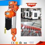 élévateur 7.5t à chaînes électrique sans moteur de déplacement