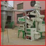 18t/jour Mini moulin à riz Machines combinées