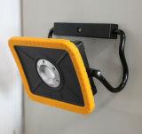 свет работы обломока УДАРА 15W перезаряжаемые тонкий с выходом USB