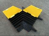 5개의 채널 고무 케이블 덮개 케이블 프로텍터