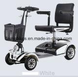 Behinderter Roller LCD-Bildschirmanzeige-Mobilitäts-vierradangetriebenroller
