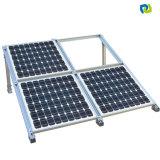 el panel reanudable de la energía libre limpia hecha en casa de la energía solar 80With100With200W