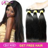 Les Extensions de cheveux brésiliens de gros vierge Top Grade Remy Cheveux humains