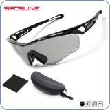 Achat fait sur commande en vrac de lunettes de soleil de logo de Dropshipping de qualité de Chine
