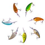 attraits en plastique durs de pêche de corps d'attrait de la route 14G de 10.5cm