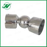 Accoppiamento del tubo dell'acciaio inossidabile 304