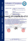 Máquina de etiquetado envolvente - Oriental