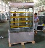 4つの側面のガラスケーキの表示冷却装置(S780V-S)