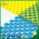Preços directos Anti-Skid personalizada de fábrica, Drainage-Holes, tapete plástico