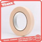 Cinta adhesiva adhesiva a prueba de calor para el papel, cinta adhesiva