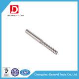 Flautas sólidas Endmills del carburo 2/3 para el aluminio