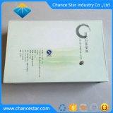 Boîte magnétique personnalisée emballage en carton avec poignée corde