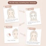Hidrata & Norish máscara facial de caracol cuidado da pele
