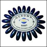 Polvere fotocromica Ocrown 88807 di arte del chiodo di effetto dello specchio del Chameleon del pigmento della perla